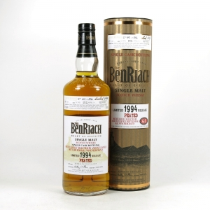 Benriach 1994 Single Cask Heavily Peated / K&L Wine