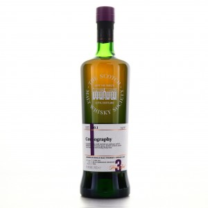 Balcones 2015 SMWS 3 Year Old 140.1