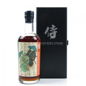 Karuizawa 1984 30 Year Old Single Cask #7963 / Samurai