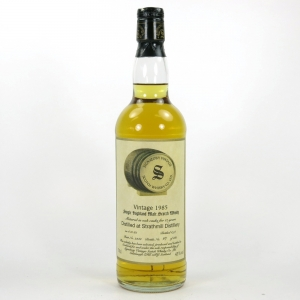 Strathmill 1985 Signatory Vintage 11 Year Old