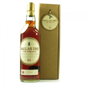 Dallas Dhu 1982 Historic Scotland Cask Strength 24 Year Old