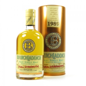 Bruichladdich 1989 Full Strength 13 Year Old