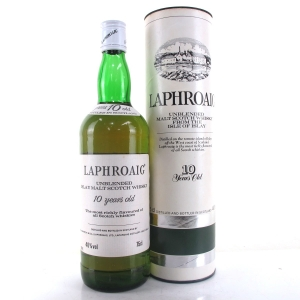 Laphroaig 10 Year Old 1980s