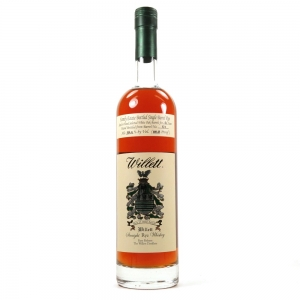 Willet Family Estate 6 Year Old Single Barrel Rye 75cl