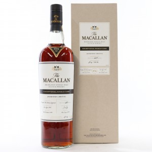 Macallan 1993 Exceptional Cask #3917-10 75cl / 2018 Release - US Import