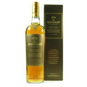 Macallan Edition No 1 US Release 75cl