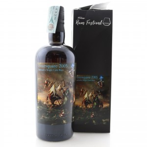 Foursquare 2005 Single Cask 12 Year Old / Milan Rum Festival