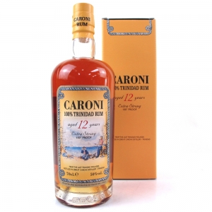 Caroni 2000 Full Proof 12 Year Old