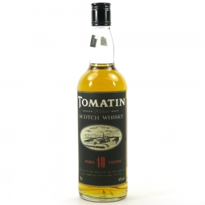 Tomatin 10 Year Old 1990s