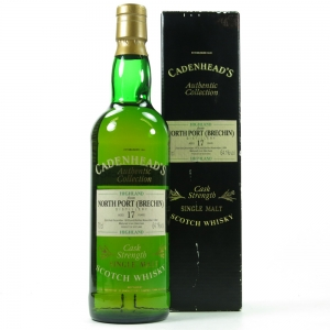 North Port / Brechin 1976 Cadenhead's 17 Year Old