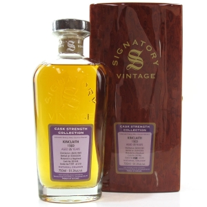 Kinclaith 1969 Signatory Vintage 35 Year Old Cask Strength