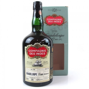 Bellevue 1998 Single Cask Compagnie Des Indes Guadeloupe Rum