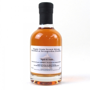Invergordon 1973 Whisky Broker 43 Year Old 20cl