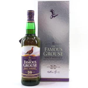 Famous Grouse 30 Year Old Blended Malt