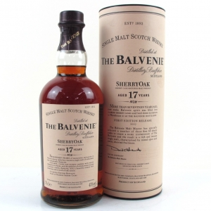 Balvenie 17 Year Old Sherry Oak