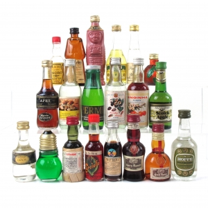 Miscellaneous Liqueur Selection 20 x 5cl