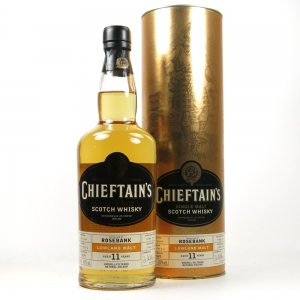 Rosebank 1991 Chieftain's 11 Year Old