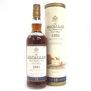 Macallan 18 Year Old 1983 75cl / US Import