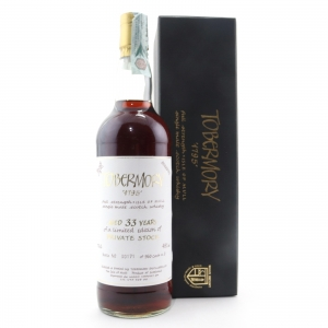 Tobermory 1972 Moon Import 33 Year Old Private Stock