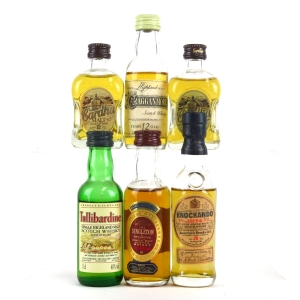 Speyside Single Malt Miniatures 6 x 5cl