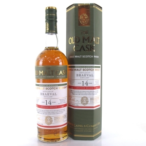 Braeval 2001 Hunter Laing 14 Year Old