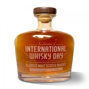 International Whisky Day 2014 Blend - 1 Bottle Only Front