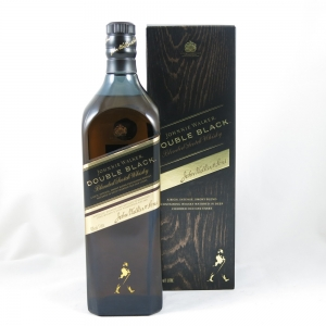 Johnnie Walker Double Black Limited Edition 1 Litre front