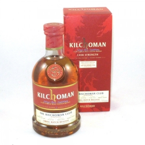 Kilchoman Club Small Batch Release 2013 (Signed) Front