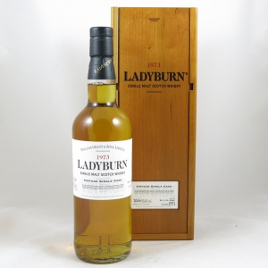 Ladyburn 1973 27 Year Old Single Cask 3177 front