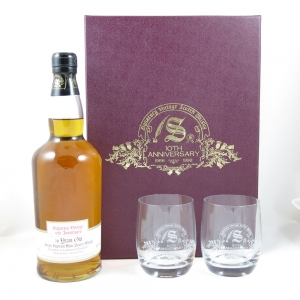 Linkwood 10 Year Old Signatory Vintage 10th Anniversary front