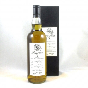Longrow 1997 Refill Sherry Butt 8 Year Old Front