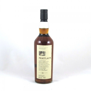 Mortlach 16 Year Old Flora and Fauna back Front