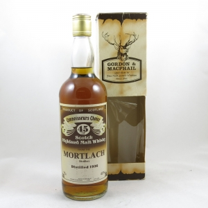 Mortlach 1936 Gordon and Macphail 45 Year Old Front