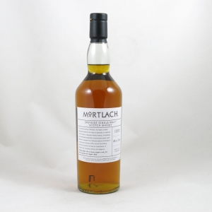 Mortlach Spirit of Speyside Festival 2013 Front