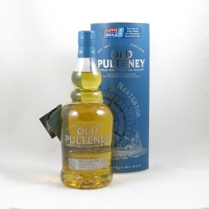 Old Pulteney Navigator front