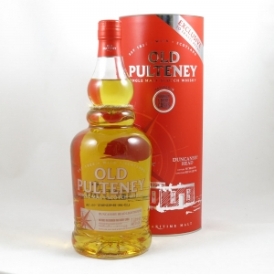 Old Pulteney Duncansby Head front