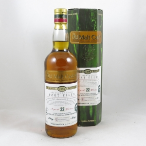 Port Ellen 1982 Douglas Laing 22 Year Old (The Plowed Society) Front