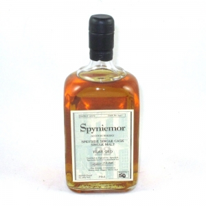 Linkwood 1972 (Spyniemore) Whisky Connoisseur' Front