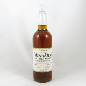 Strathisla 15 Year Old 1970s front