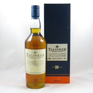 Talisker 10 Year Old RNLI Edition front