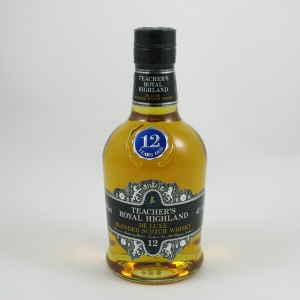 Teacher's Royal Highland 12 Year Old 37.5cl front
