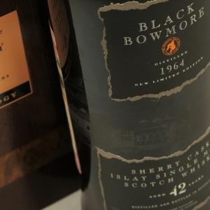 Black Bowmore 3rd Edition