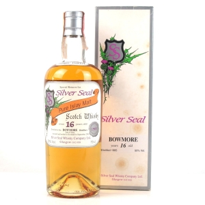 Bowmore 1985 Silver Seal 16 Year Old