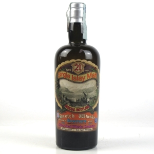 Bowmore 1989 Silver Seal 21 Year Old