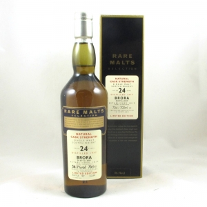 Brora 1977 24 Year Old Rare Malt Front