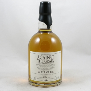Glen Mhor 1982 Against The Grain 24 Year Old front