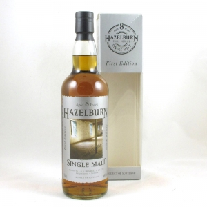 Hazelburn 8 Year Old First Edition 'The Maltings' Front