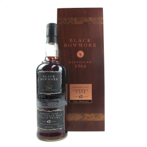 *Bowmore 1964 Black Bowmore 42 Year Old