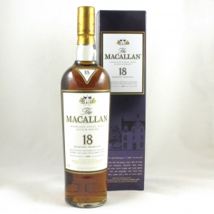 Macallan 1994 18 Year Old Front