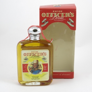 Excise Officer's Dram 25cl front